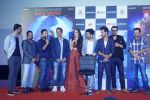 Shraddha Kapoor, Rajkummar Rao, Aparshakti Khurana, Dinesh Vijan, Pankaj Tripathi at the Trailer Launch of Film Stree on 27th July 2018 (101)_5b5c1b5438e7e.JPG