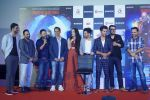 Shraddha Kapoor, Rajkummar Rao, Aparshakti Khurana, Dinesh Vijan, Pankaj Tripathi at the Trailer Launch of Film Stree on 27th July 2018 (103)_5b5c1b55ef05c.JPG