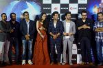Shraddha Kapoor, Rajkummar Rao, Aparshakti Khurana, Dinesh Vijan, Pankaj Tripathi at the Trailer Launch of Film Stree on 27th July 2018 (106)_5b5c1b57a6843.JPG