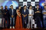 Shraddha Kapoor, Rajkummar Rao, Aparshakti Khurana, Dinesh Vijan, Pankaj Tripathi at the Trailer Launch of Film Stree on 27th July 2018 (84)_5b5c1b4ce11cf.JPG