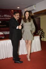 Evelyn Sharma At The Launch Of Country Club Millionaire Card on 28th July 2018 (7)_5b5eaf318be11.jpg