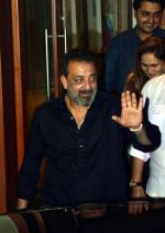 Sanjay Dutt_s birthday party at his home in bandra on 28th July 2018 (53)_5b60787ade481.jpg