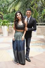 Akshay Kumar, Mouni Roy At Novotel Juhu For The Gold Media Interactions on 30th July 2018 (7)_5b6078bebcf89.JPG