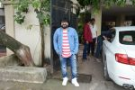 Pritam Chakraborty Spotted At Juhu on 30th July 2018 (8)_5b606f1eb4e63.JPG