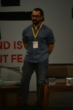 Aamir Khan at the 5th Edition of Indian Screenwriters conference at St Andrews bandra on 1st Aug 2018 (10)_5b62aa27c8ef9.JPG