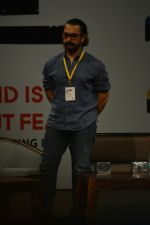 Aamir Khan at the 5th Edition of Indian Screenwriters conference at St Andrews bandra on 1st Aug 2018 (11)_5b62aa2ac097c.JPG