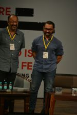 Aamir Khan at the 5th Edition of Indian Screenwriters conference at St Andrews bandra on 1st Aug 2018 (12)_5b62aa2e7683c.JPG