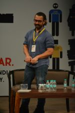 Aamir Khan at the 5th Edition of Indian Screenwriters conference at St Andrews bandra on 1st Aug 2018 (2)_5b62aa0dd2dbf.JPG