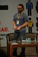 Aamir Khan at the 5th Edition of Indian Screenwriters conference at St Andrews bandra on 1st Aug 2018 (3)_5b62aa11337e2.JPG