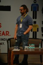 Aamir Khan at the 5th Edition of Indian Screenwriters conference at St Andrews bandra on 1st Aug 2018 (6)_5b62aa1ae6bf9.JPG