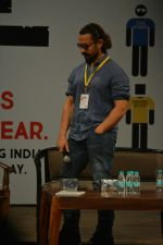 Aamir Khan at the 5th Edition of Indian Screenwriters conference at St Andrews bandra on 1st Aug 2018 (7)_5b62aa1e3bc84.JPG