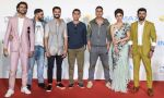 Akshay Kumar, Mouni Roy, Kunal Kapoor, Amit Sadh, Vineet Kumar Singh, Sunny Kaushal, Ritesh Sidhwani at Imax trailer and poster launch of upcoming film Gold on 1st Aug 2018 (37)_5b62aac1577a0.jpg