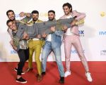 Akshay Kumar,Kunal Kapoor, Amit Sadh, Vineet Kumar Singh, Sunny Kaushal at Imax trailer and poster launch of upcoming film Gold on 1st Aug 2018 (47)_5b62aa884f9e7.jpg