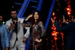 Anil Kapoor, Aishwarya Rai Bachchan, Rajkummar Rao at the promotions of film Fanney Khan On The Sets Of Indian Idol in Yashraj Studio, Andheri on 1st Aug 2018 (153)_5b62b31ea4c80.JPG
