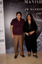 Anu Ranjan, Sashi Ranjan at Red Carpet for Manish Malhotra new collection Haute Couture on 1st Aug 2018 (12)_5b62b9b734e1a.JPG