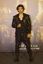 Gurmeet Choudhary at the Trailer launch Of Film Paltan on 2nd Aug 2018 (57)_5b631f3dbf40c.JPG