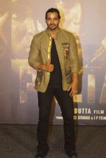 Harshvardhan Rane at the Trailer launch Of Film Paltan on 2nd Aug 2018 (79)_5b6342af25140.JPG