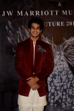 Ishaan Khattar at Red Carpet for Manish Malhotra new collection Haute Couture on 1st Aug 2018 (67)_5b62ba54d3d70.JPG