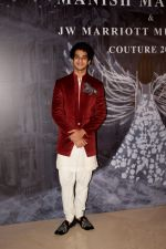 Ishaan Khattar at Red Carpet for Manish Malhotra new collection Haute Couture on 1st Aug 2018 (68)_5b62ba5763b8a.JPG
