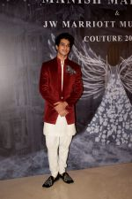 Ishaan Khattar at Red Carpet for Manish Malhotra new collection Haute Couture on 1st Aug 2018 (69)_5b62ba5a05120.JPG