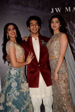 Janhvi Kapoor, Ishaan Khattar Khushi Kapoor at Red Carpet for Manish Malhotra new collection Haute Couture on 1st Aug 2018 (80)_5b62baa8dd574.JPG
