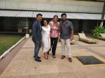 Kubra Sait,Rajshree,Jatin and Jitendra reunited today for Rajeev Masand Interview today at Sacred Games Reunion in Juhu on 2nd Aug 2018 (6)_5b631ebb349bf.jpg