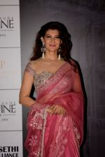 Sangeeta Bijlani at Red Carpet for Manish Malhotra new collection Haute Couture on 1st Aug 2018 (48)_5b62bb7e1bde4.JPG