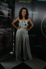 Taapsee Pannu official app launch at bombay adda bandra on 1st Aug 2018 (18)_5b62ab0d251c7.JPG