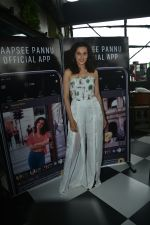 Taapsee Pannu official app launch at bombay adda bandra on 1st Aug 2018 (22)_5b62ab1f51dcd.JPG