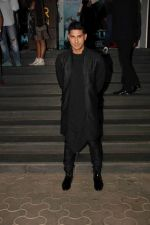 Prateik Babbar at the Special Screening Of Film Mulk on 2nd Aug 2018 (34)_5b658070ab263.JPG