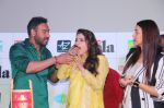 Kajol, Ajay Devgan, Neha Dhupia at the Trailer launch of film Helicopter Eela in pvr juhu on 5th Aug 2018 (11)_5b67d552f2059.JPG