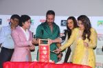 Kajol, Ajay Devgan, Neha Dhupia at the Trailer launch of film Helicopter Eela in pvr juhu on 5th Aug 2018 (12)_5b67d4325c8bf.JPG