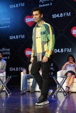 Karan Johar at the Launch of Calling Karan Season 2 on 6th Aug 2018 (14)_5b6949ba481ae.JPG