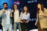 Karan Johar, Imtiaz Ali, Rannvijay Singh, Neha Dhupia at the Launch of Calling Karan Season 2 on 6th Aug 2018 (13)_5b69496058541.JPG