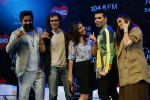 Karan Johar, Imtiaz Ali, Rannvijay Singh, Neha Dhupia at the Launch of Calling Karan Season 2 on 6th Aug 2018 (9)_5b69495c16813.JPG