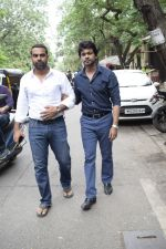 Nikhil Dwivedi Spotted At Fable Juhu on 6th Aug 2018