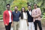Shraddha Kapoor, Rajkummar Rao, Aparshakti Khurana, Abhishek Banerjee, Amar Kaushik at the promotion for film Stree in Novotel juhu on 7th Aug 2018 (59)_5b6a9809333ef.JPG