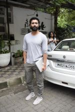 Vicky Kaushal Spotted At Fable Juhu on 6th Aug 2018