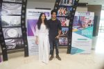 Janhvi Kapoor And Ishaan Khattar with Dhadak team At Whistling Woods Master Class on 8th AUg 2018 (11)_5b6be2d9bfaab.JPG