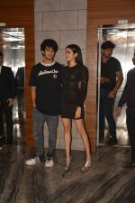 Ishaan Khattar, Janhvi Kapoor at the Success Party Of Film Dhadak in Escobar Bandra on 9th Aug 2018 (16)_5b6d42e890740.JPG