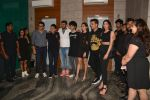 Ishaan Khattar, Janhvi Kapoor, Shashank Khaitan, Karan Johar, Khushi Kapoor at the Success Party Of Film Dhadak in Escobar Bandra on 9th Aug 2018 (12)_5b6d42fbaadac.JPG