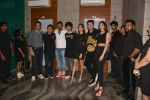 Ishaan Khattar, Janhvi Kapoor, Shashank Khaitan, Karan Johar, Khushi Kapoor at the Success Party Of Film Dhadak in Escobar Bandra on 9th Aug 2018 (13)_5b6d42f431cf5.JPG