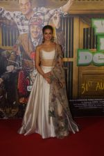 Kriti Kharbanda at the Trailer Launch Of Hindi Film Yamla Pagla Deewana Yamla Pagla Deewana Phir Se on 9th Aug 2018 (119)_5b6da99beeb20.JPG