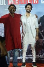 Shahid Kapoor, Shree Narayan Singh at the trailer launch of film Batti Gul Meter Chalu on 10th Aug 2018 (77)_5b6da0082c890.JPG