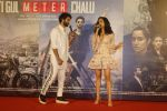 Shraddha Kapoor, Shahid Kapoor at the trailer launch of film Batti Gul Meter Chalu on 10th Aug 2018 (14)_5b6da17368b92.JPG