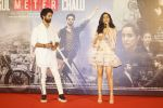 Shraddha Kapoor, Shahid Kapoor at the trailer launch of film Batti Gul Meter Chalu on 10th Aug 2018 (18)_5b6da17a7bfde.JPG