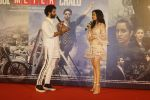 Shraddha Kapoor, Shahid Kapoor at the trailer launch of film Batti Gul Meter Chalu on 10th Aug 2018 (21)_5b6da014e581e.JPG