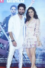 Shraddha Kapoor, Shahid Kapoor at the trailer launch of film Batti Gul Meter Chalu on 10th Aug 2018 (79)_5b6da183d0d92.JPG