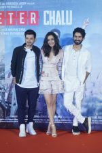 Shraddha Kapoor, Shahid Kapoor,Divyendu Sharma at the trailer launch of film Batti Gul Meter Chalu on 10th Aug 2018 (44)_5b6da01b69069.JPG