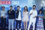 Shraddha Kapoor, Shahid Kapoor,Divyendu Sharma, Bhushan Kumar at the trailer launch of film Batti Gul Meter Chalu on 10th Aug 2018 (28)_5b6da064b05a4.JPG